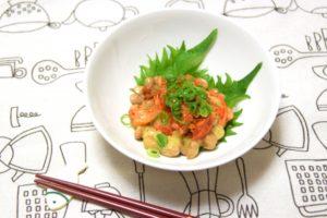 納豆キムチ発酵食品