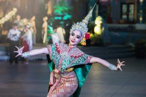 バンコクのダンサー