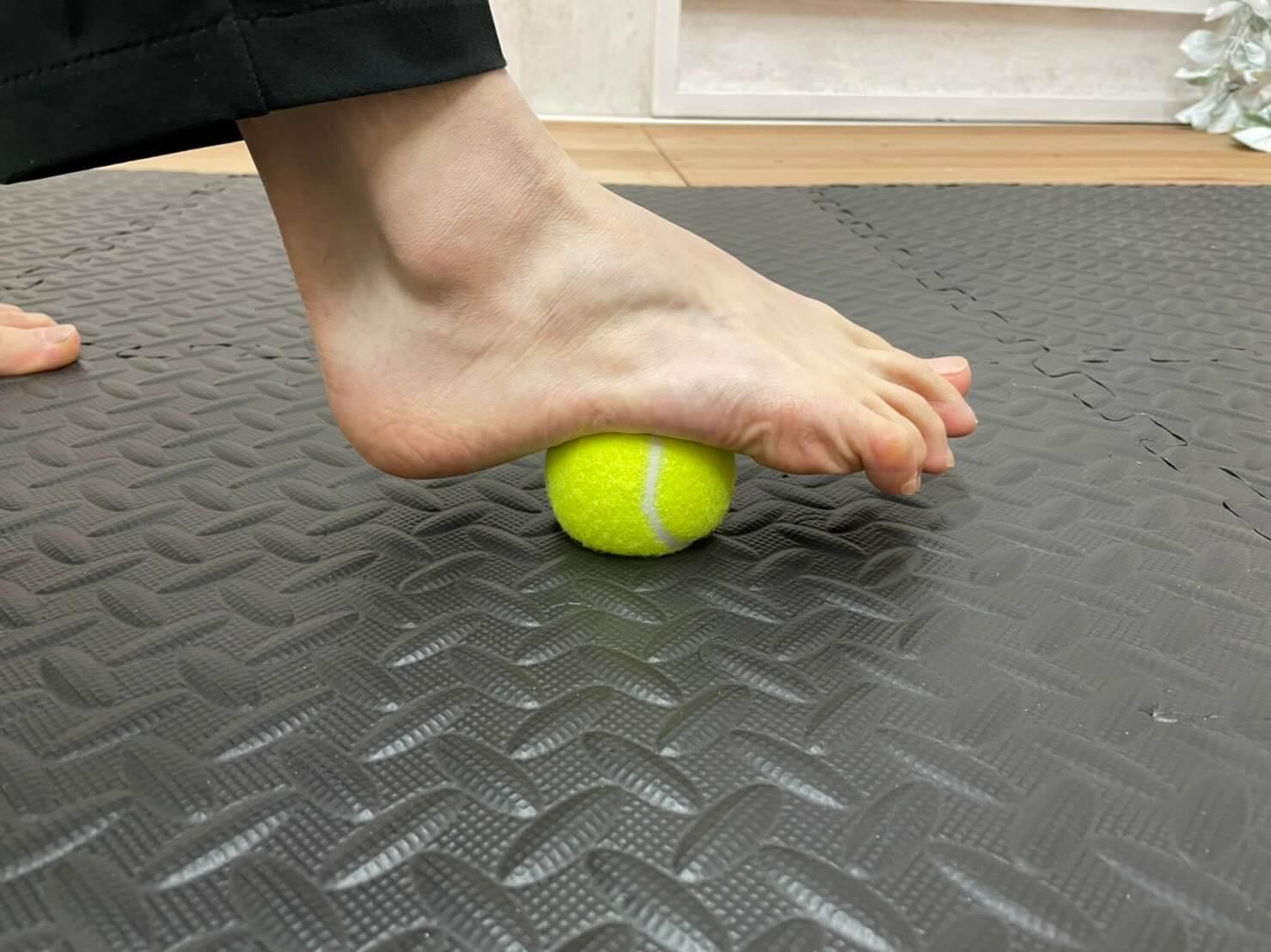 代用品テニスボール